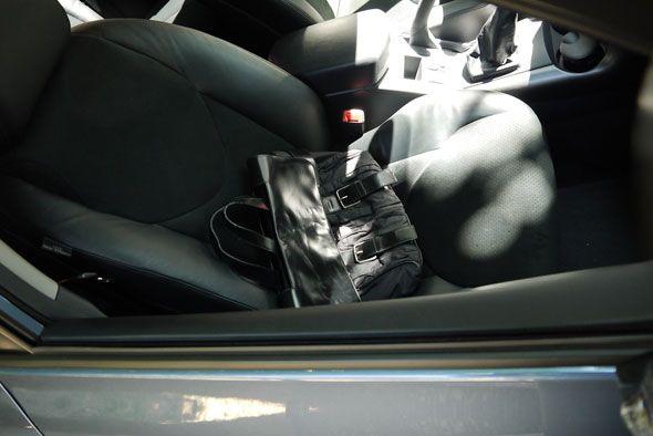 Cómo evitar que te roben el coche (o su contenido)