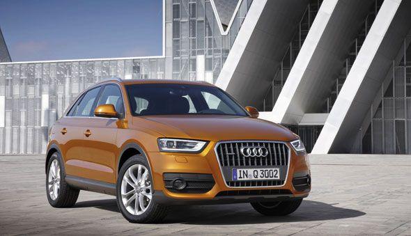 Audi Q3 2.0 TFSi:nuevo motor de gasolina y equipamiento opcional