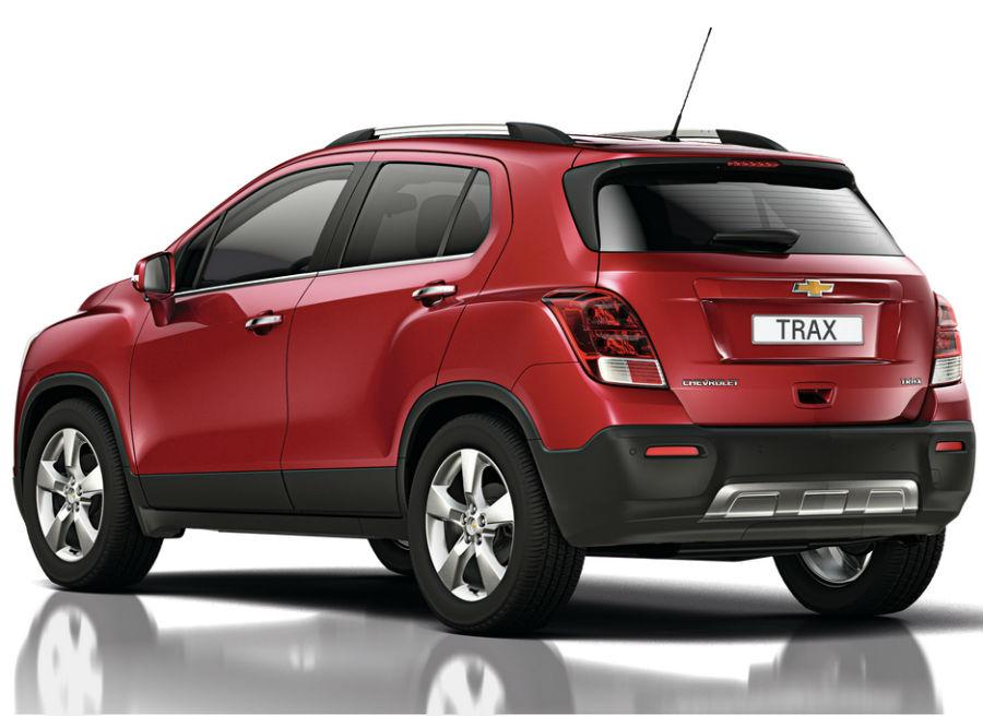 El nuevo Chevrolet Trax busca hacerse un hueco en el segmento de los todoterrenos compactos.