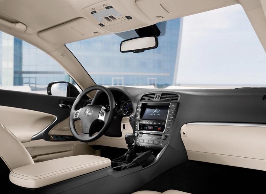 El ahorro en lo que a equipamiento se refiere con esta edición especial limitada del Lexus IS 200d es de 4.000 euros.