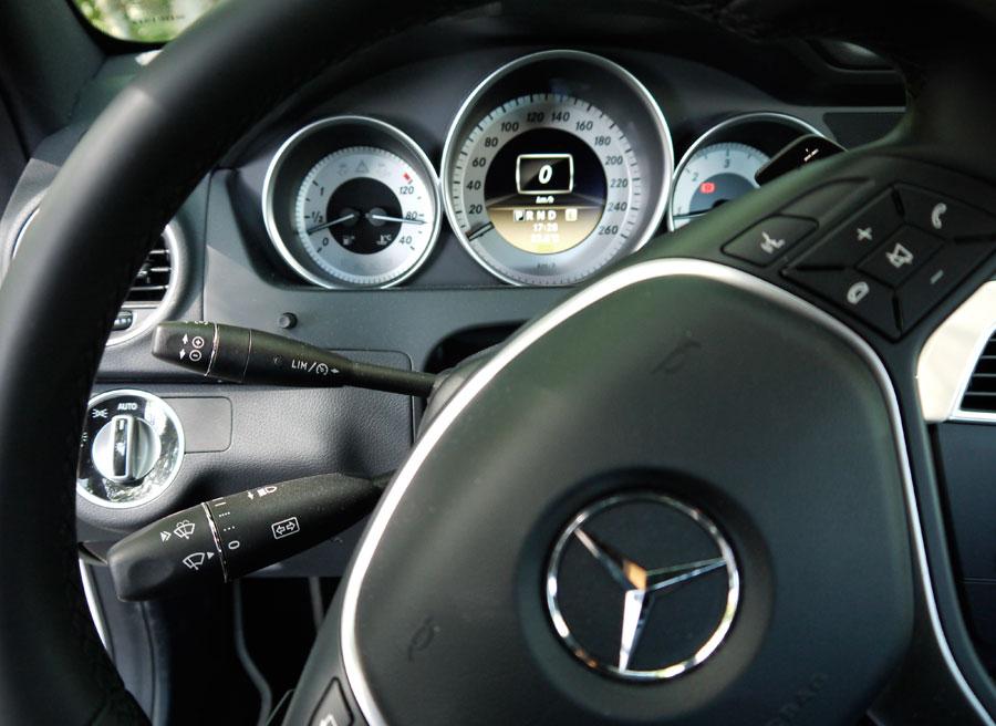 Mercedes C Coupé 220 CDi, Cruise, Rubén Fidalgo