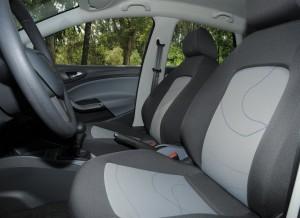 Seat Ibiza ST, asientos delanteros