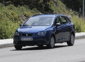 Seat Ibiza ST, dinámica