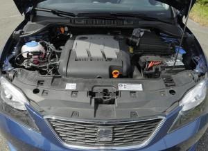 Seat Ibiza ST, motor