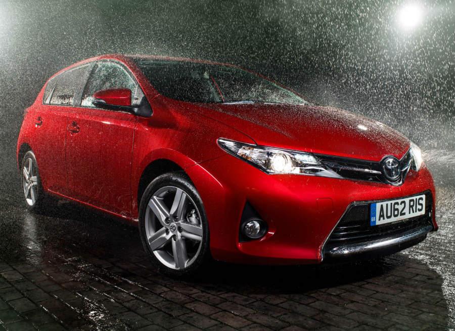 La segunda generación del Toyota Auris llega en diciembre.