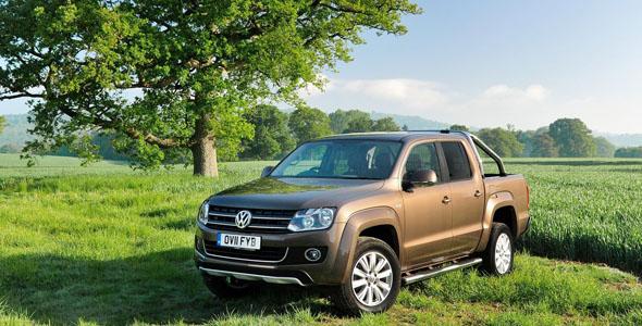 Motores más eficientes para el VW Amarok.