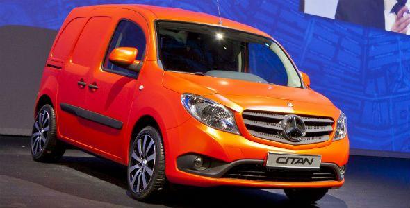 Así es el nuevo Mercedes Citan