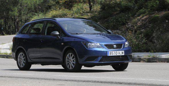 A prueba: Seat Ibiza ST