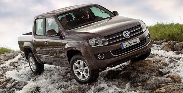 Volkswagen Amarok: más potencia y nuevo equipamiento