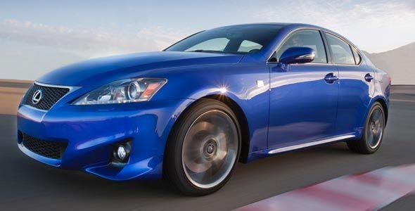 Lexus IS 200d: edición especial limitada