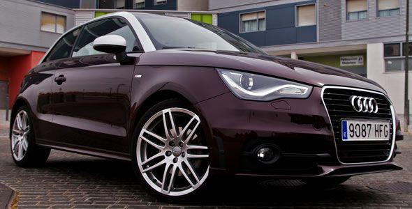 Audi A1 S-Line Exclusive Edition 1.4 TFSI 122 CV