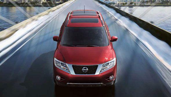 Nuevo Nissan Pathfinder 2013: más SUV y menos 4×4