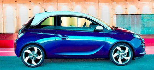 Opel Adam, ahora con sistema FlexFix