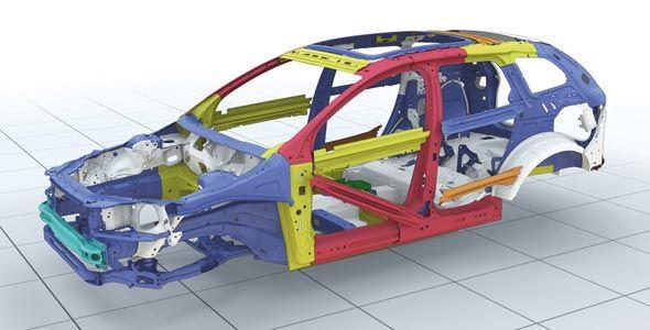 Tipos de aceros en las carrocerías y su reparabilidad