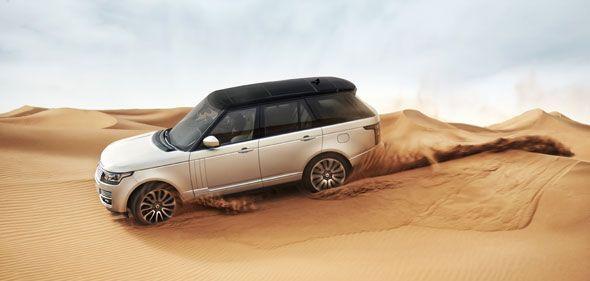 Nuevo Range Rover: el primer 4×4 de lujo renace