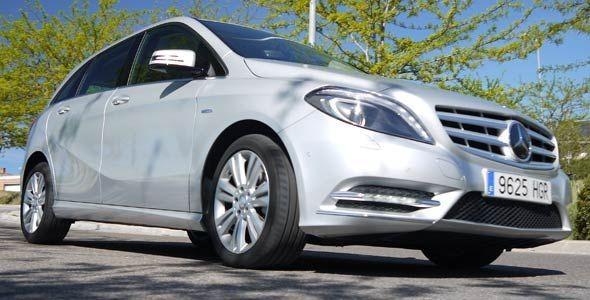Mercedes B200 CDI BlueEFFICIENCY: la prueba
