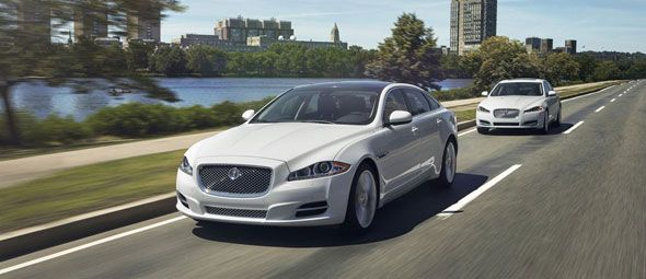 Jaguar XF y XJ AWD: ya tenemos los precios