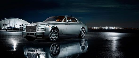 Rolls Royce Phantom Coupé Aviator Collection: nueva serie limitada