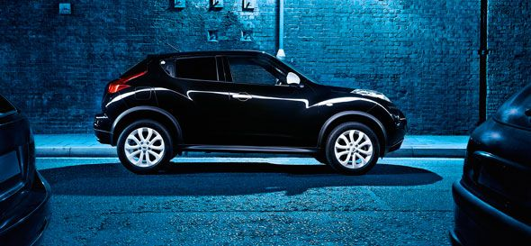 Nueva serie limitada: Nissan Juke Ministry of Sound
