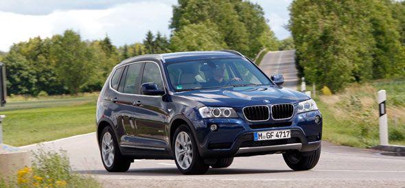 Nueva versión de acceso a la gama BMW X3