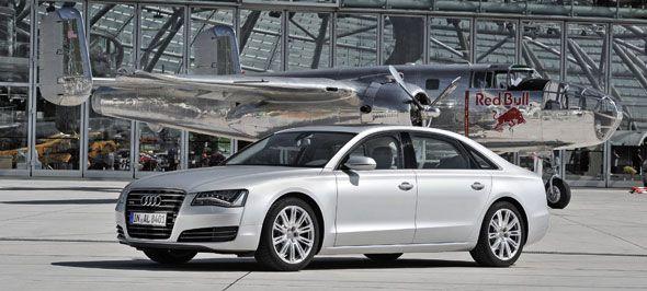 """Los Audi A8 y A8L, ahora con tecnología """"clean diesel"""""""