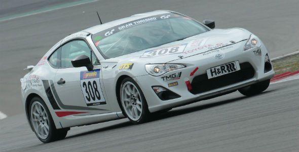 Toyota TMG GT86 CS-V3, sólo para circuitos