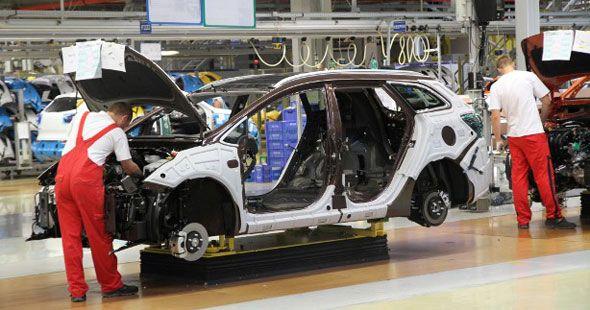 Se inicia la producción del Kia Cee'd Sportswagon en Eslovaquia