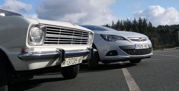 50 aniversario del Opel Kadett A, el compacto alemán