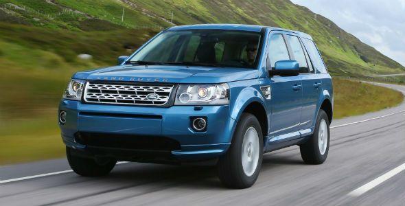 Land Rover Freelander 2: renovación parcial