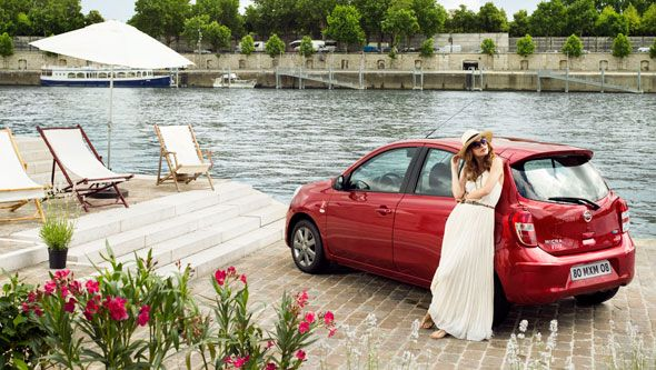 Nuevo Nissan Micra Elle edición especial