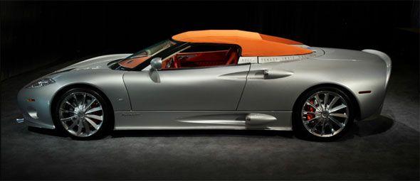 Spyker y Youngman crearán nuevos modelos basados en Saab