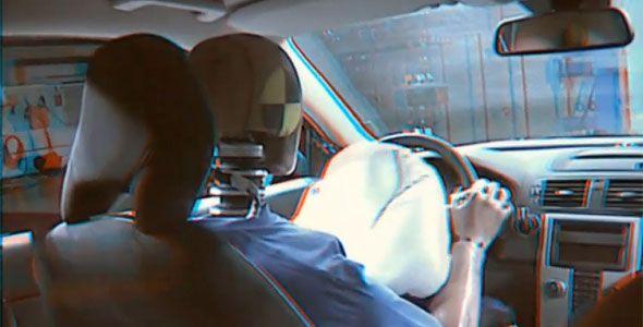 ¿Por qué no hay maniquíes femeninos en los crash test?