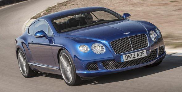 Bentley presenta tres novedades en el Salón de Moscú