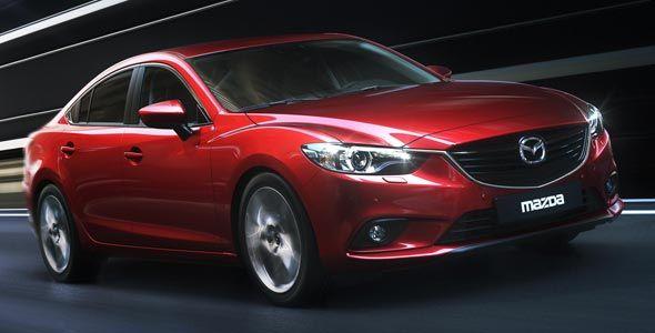 Mazda6, desvelado en el Salón de Moscú