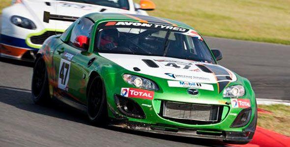 Mazda MX-5 GT4: sólo en Reino Unido, sólo para circuitos