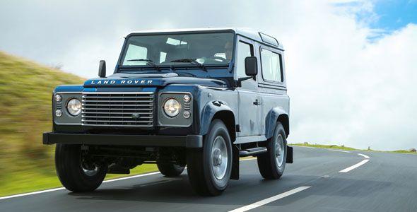 Land Rover Defender: nuevo equipamiento