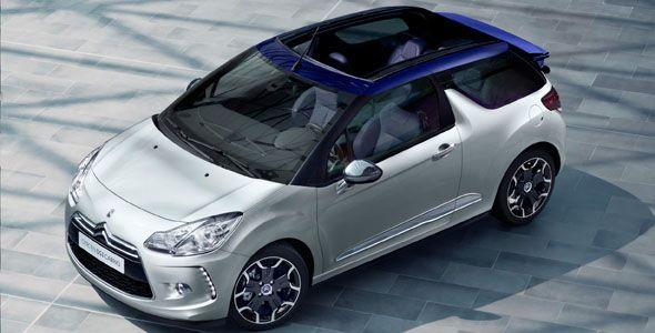 El Citroën DS3 Cabrio se presenta en París
