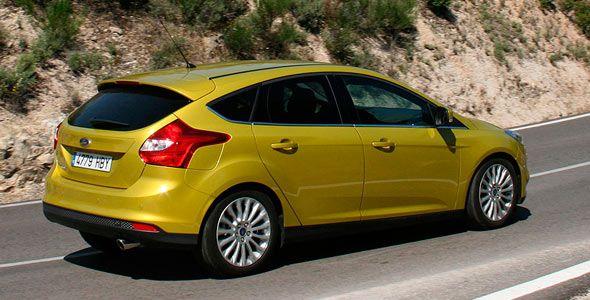 Ford Focus, el coche más vendido en el mundo