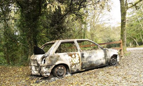 Hay que diferenciar entre incendio parcial y total. Foto: Andy Beecroft.