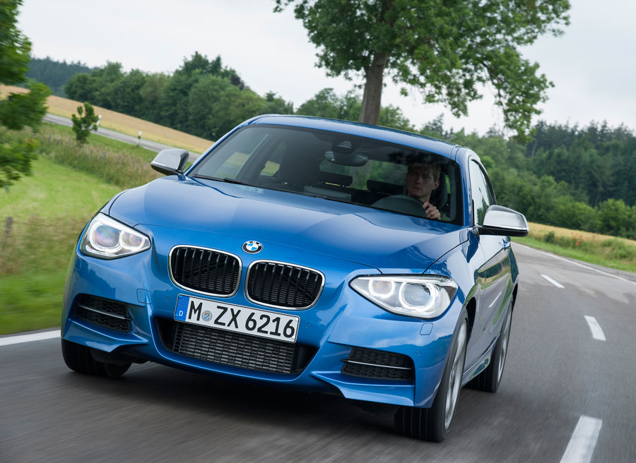 BMW 135 X Drive