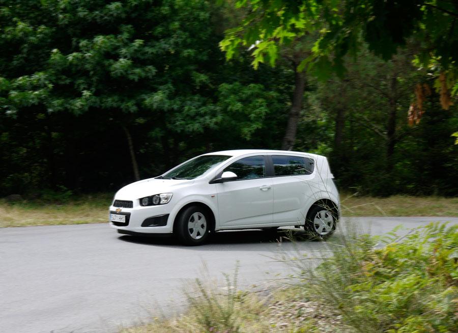 Chevrolet Aveo 5p 1.2 LT, Cepudo, Rubén Fidalgo