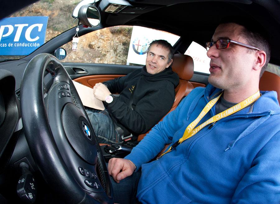 Escuelas de perfeccionamiento para conductores, Hubert Ferroni