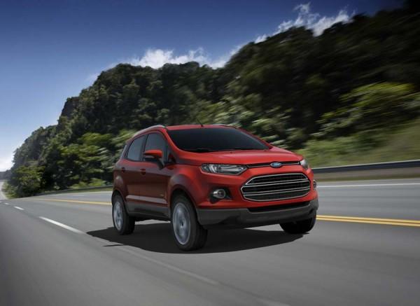 El Ford EcoSport llegará a Europa.