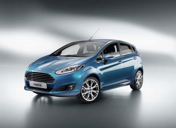 El nuevo Ford Fiesta contará con el motor EcoBoost.