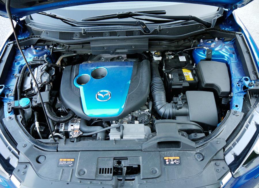 Mazda CX-5 DE 2.2 4x2 Style, Rubén Fidalgo