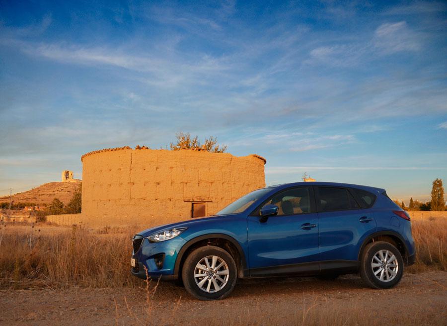 Mazda CX-5 DE 2.2 4x2 Style, Mota del Marqués, Rubén Fidalgo