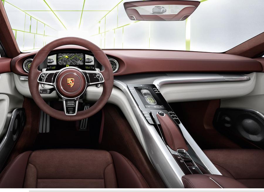 Nuevo Porsche Panamera Sport Turismo