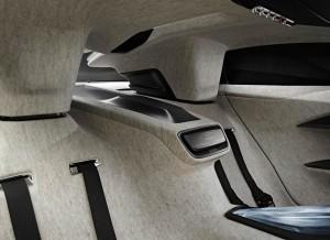 Peugeot Onyx, interior