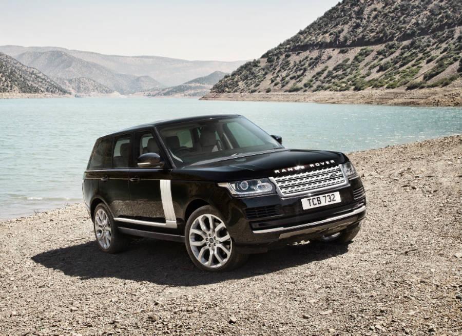El nuevo Range Rover tiene un precio de partida de 98.500 euros.