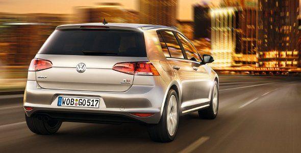Nuevo Volkswagen Golf VII, una de las estrellas del Salón de París